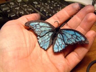 Butterfly (5) by Lluhnij