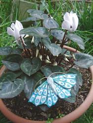 Butterfly (10) by Lluhnij