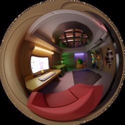 Azariaa's Room 360 by Azagwen