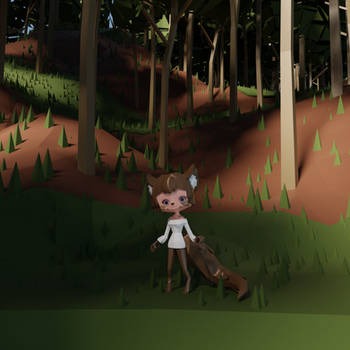 Silver's Forest by Azagwen