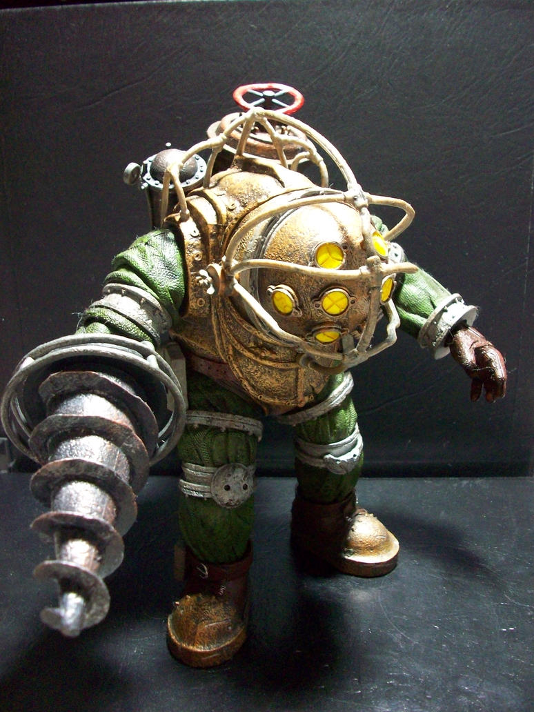 Big daddy bouncer by paranoia 7 on deviantart for Big daddy s antiques