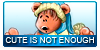 Cute is not Enough Group Icon by mike-reiss