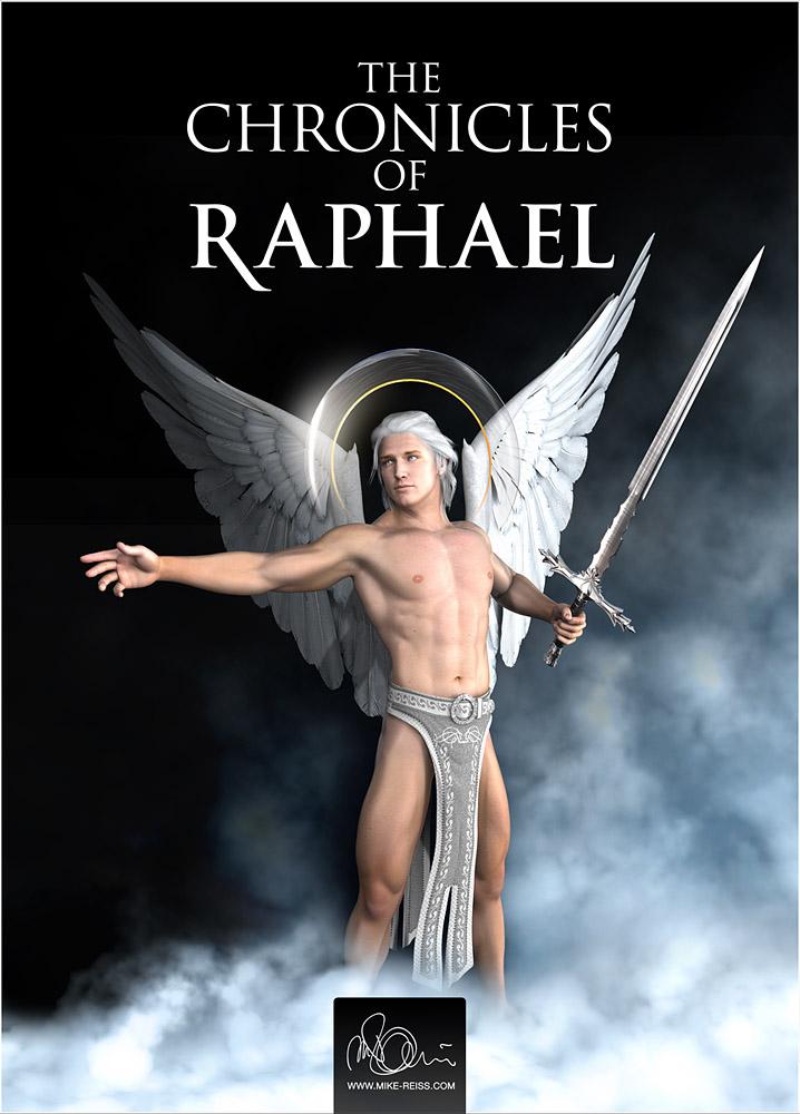 RAHAEL Book Cover Design