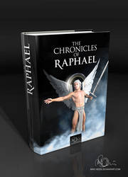 RAPHAEL Book Cover 3D Render by mike-reiss