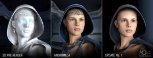Andromeda Update No. 1