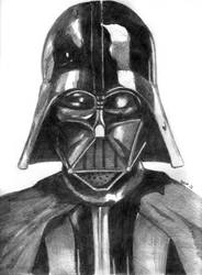 Darth Vader by bobveon