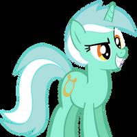 Lyra smile by IamthegreatLyra