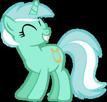 Happy Lyra by IamthegreatLyra