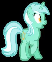 Surprised Lyra by IamthegreatLyra
