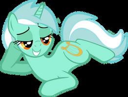 Dat Lyra by IamthegreatLyra