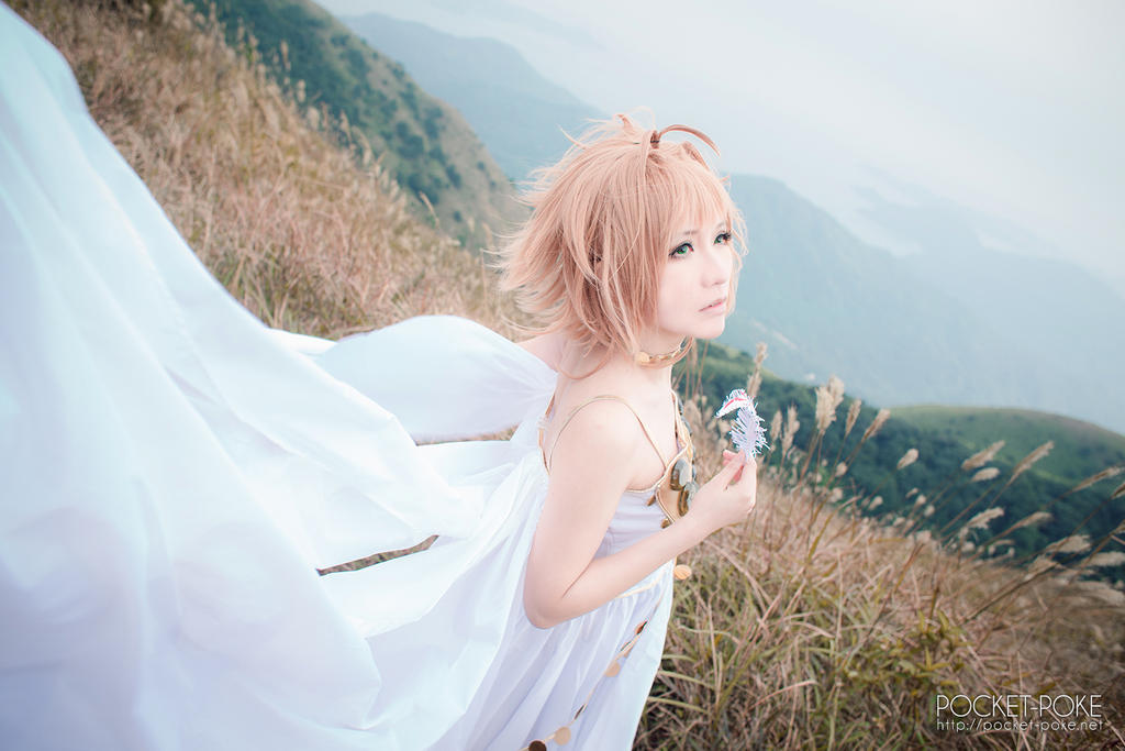 Tsubasa Reservoir Chronicles - Sakura Hime by pocketpoke