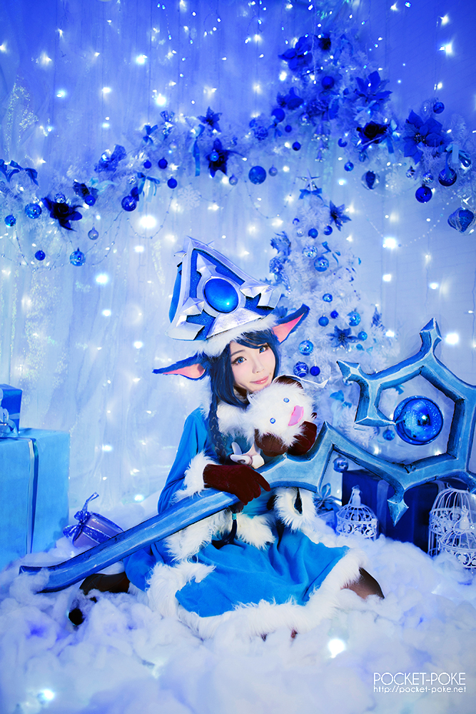 Winter Wonder Lulu by pocketpoke