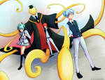 Assassination Classroom by xin404