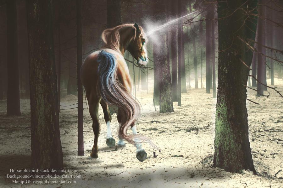 Light Bearer by Ghostsquid