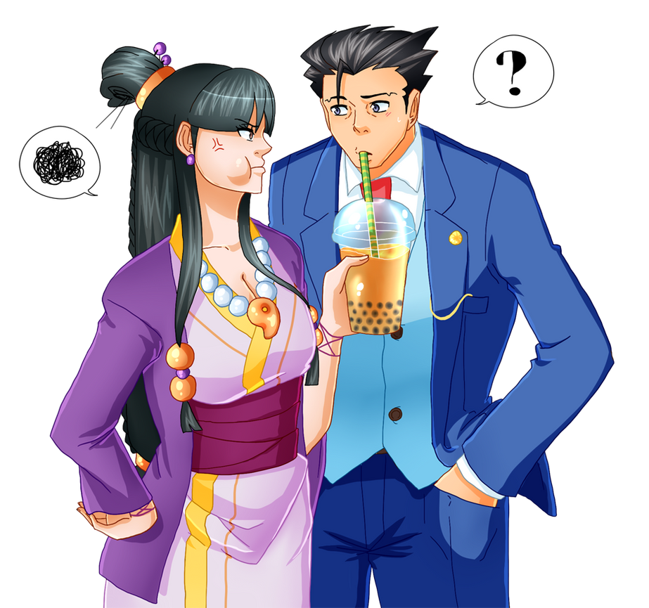 AA - Bubble Tea by Minouze