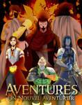 Aventures Comic - Un Nouvel Aventurier (Cover)
