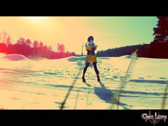 Arcia Rinslet Cosplay 02 by zhmogeliukas