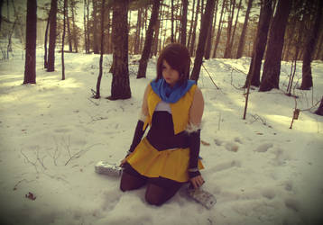 Arcia Rinslet Cosplay 05 Brother, I miss you... by zhmogeliukas