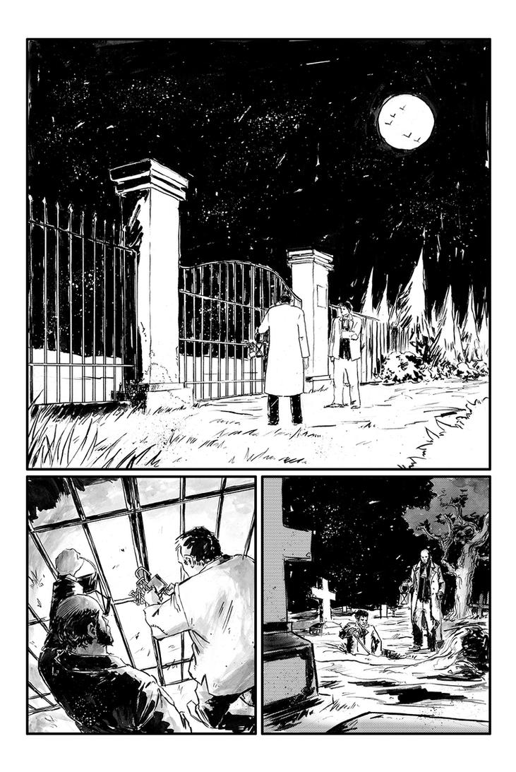 creeps 2 page preview by porcholino