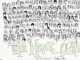 141 HAIRSTYLES - old - by NeonGenesisEVARei
