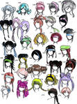 hairstyles - 2nd edition-