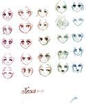 25 Faces
