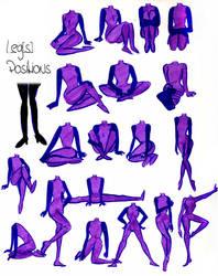 Leg Positions