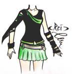 green  - design