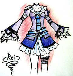 random design-purple-blue by NeonGenesisEVARei