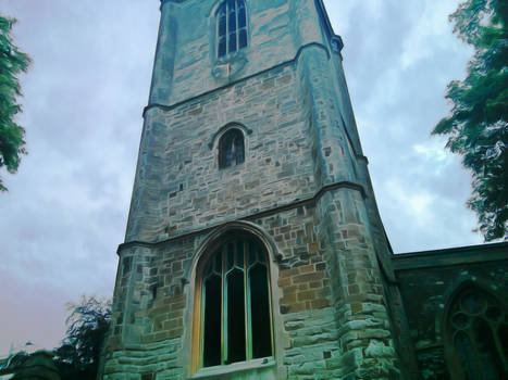 A Stone Tower