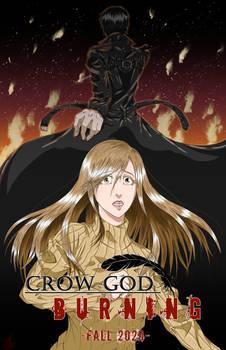 Crow God Burning - Key Visual