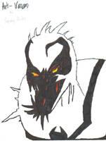 Anti-Venom by CarnageRulez