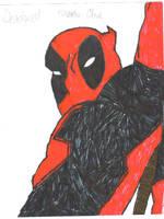 Deadpool by CarnageRulez