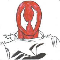 Scarlet Spider by CarnageRulez