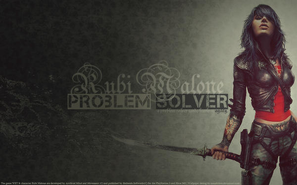 Problem Solver by Nonalizhus