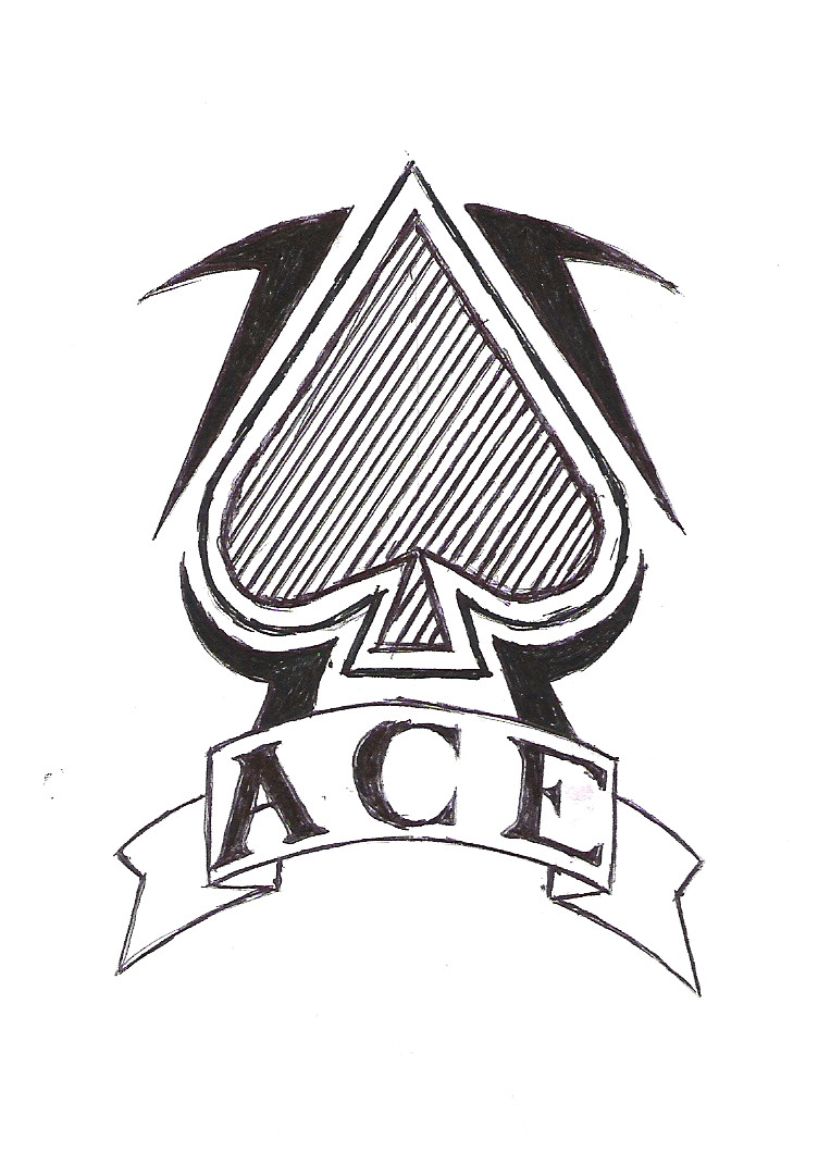 Ace Of Spades Tattoo Design By Fulhamghost On DeviantArt