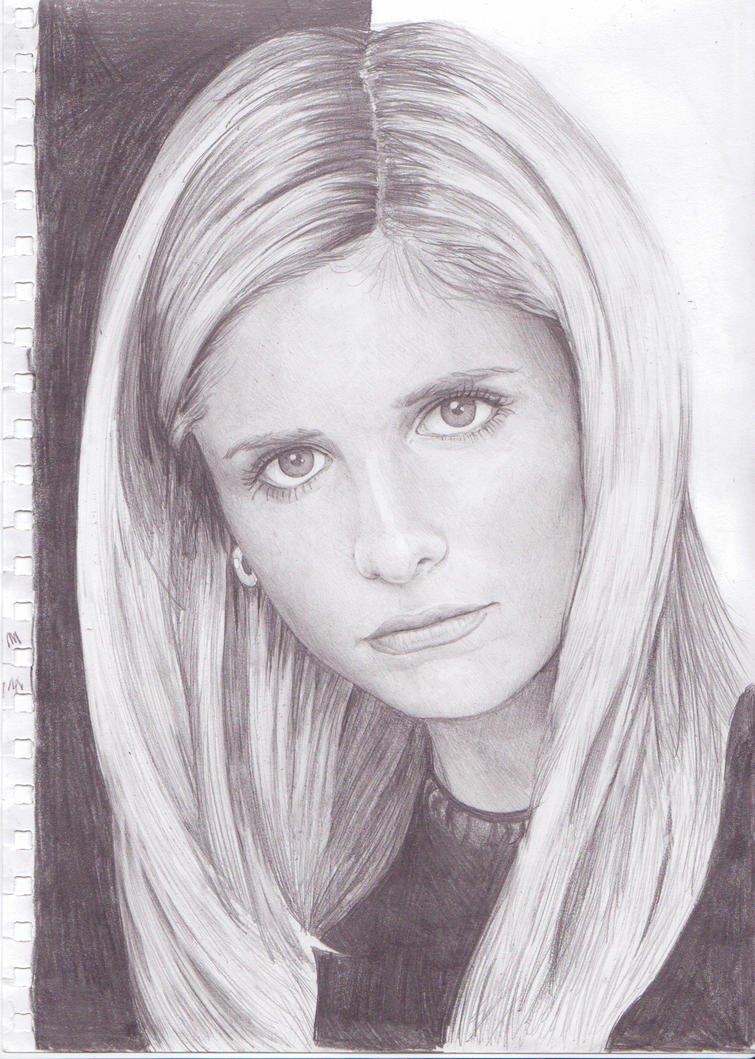 Buffy Updated by Fatmarco