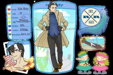 Updated HMRRI App: Lin Kuo by Yuufee