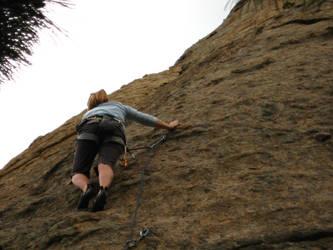 Rock Climber 2 by MatrixStock