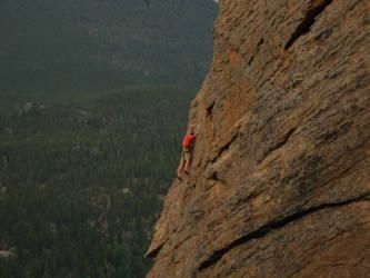 Rock Climber 3 by MatrixStock