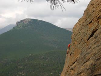 Rock Climber 4 by MatrixStock