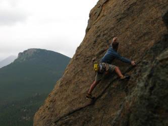 Rock Climber 5 by MatrixStock