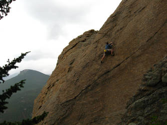 Rock Climber 6 by MatrixStock
