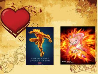 Hunk of buring love! by Fatefulbrawl