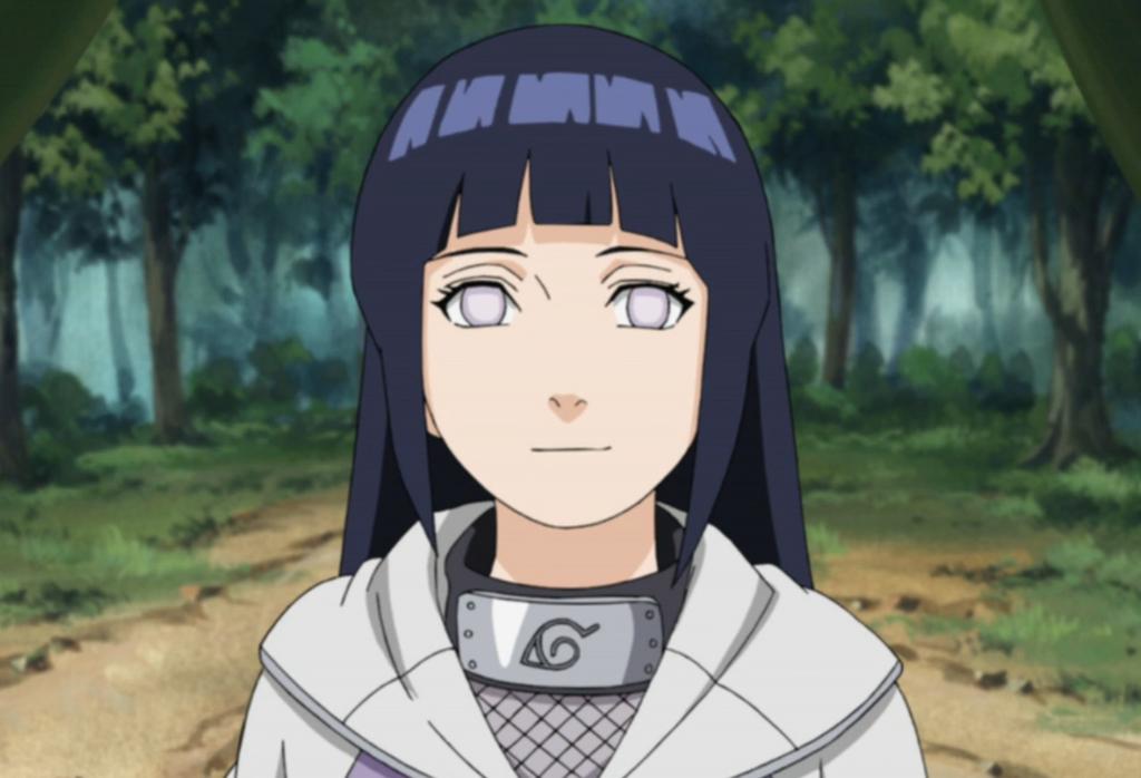 Naruto Shippuden: Hinata Part II Screenshot by wisteriaknights