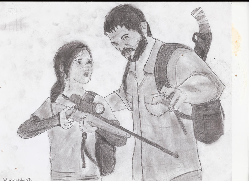 the last of us manual
