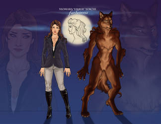 Xiomara 'Ember' Yoichi by Sentinel-Nyx