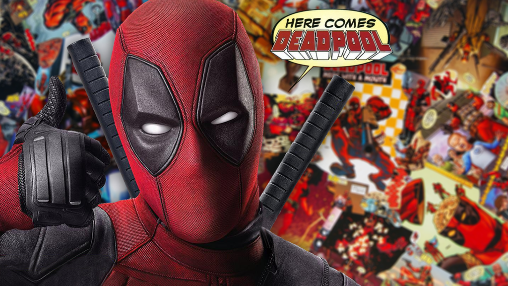 Deadpool Deviantart Wallpaper Desktop