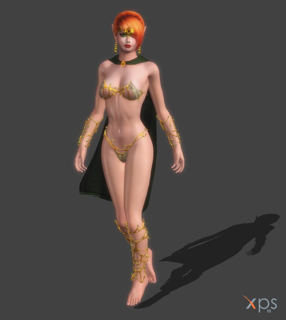 Nahka - Lilith (Sorcerer) Updated !!! by IIReII