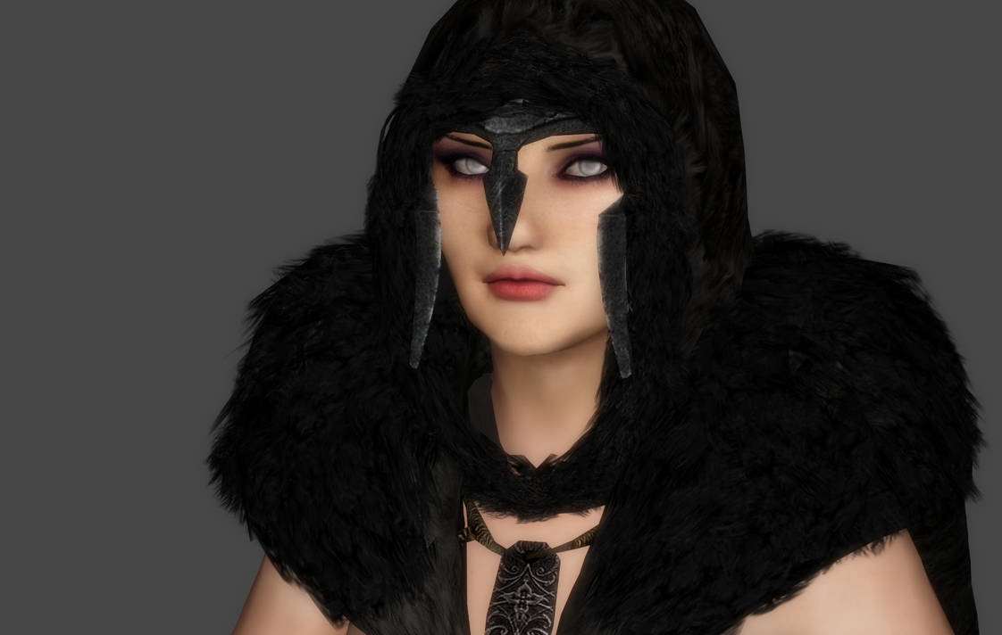 Skyrim lady of death